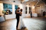 first dance | Lavish Greek Wedding by Pravda Events | Photography by Barbie Hull